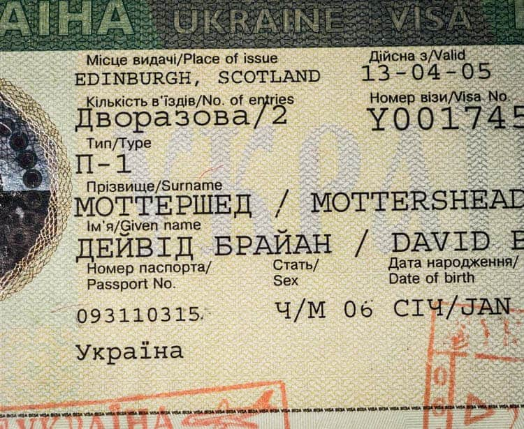Ukraine Immigration And Visa Regulations