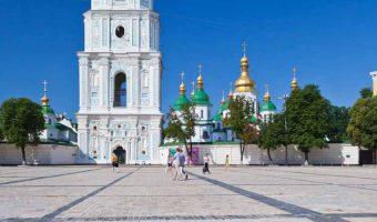 St Sophia's Cathedral Kiev, Ukraine