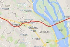 Kiev Metro Red Line