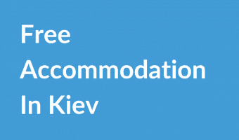 Free accommodation in Kiev